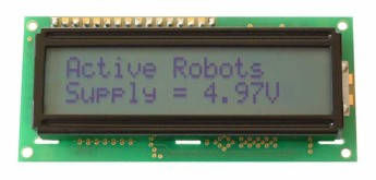 Arduino  – Displej HD44780 – VI
